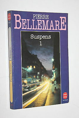 Suspens2 ; Pierre Bellemare