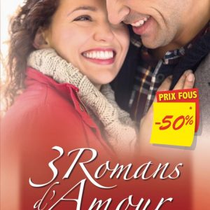 3 romans d'amour  (en français) – Collection harlequin